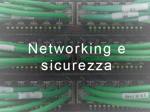 Networking e sicurezza